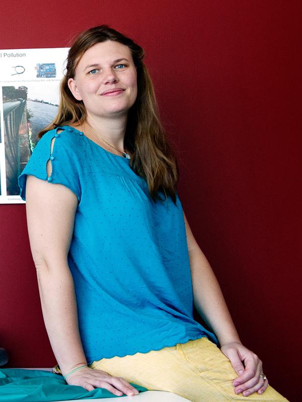 Photo of Sara Wylie