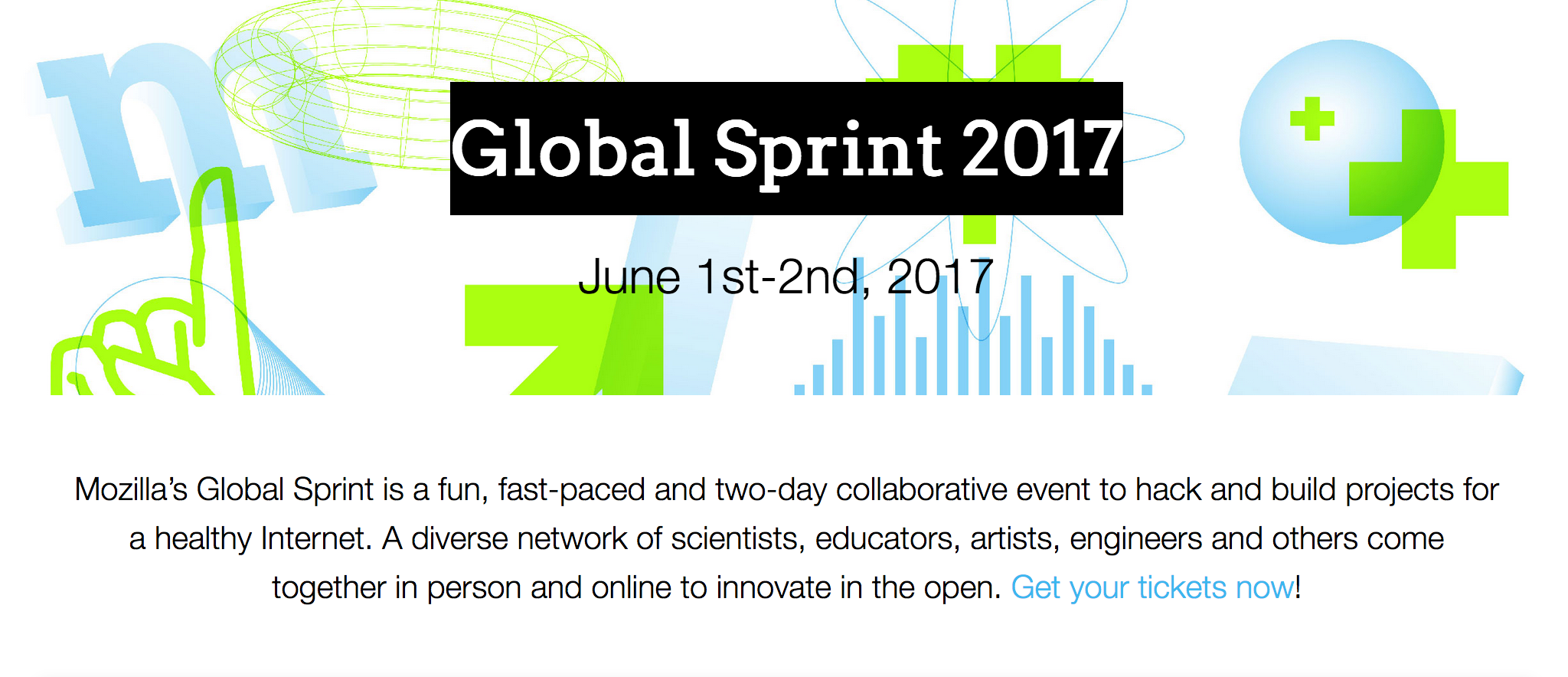 Recap on Mozilla Global Sprint