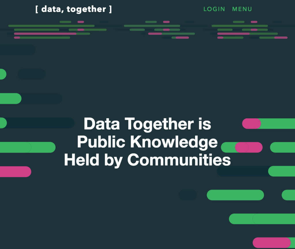Next Phase of Archiving: Data Together