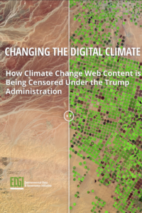 Changing the Digital Climate