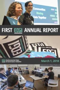 EDGI Annual Report 2018
