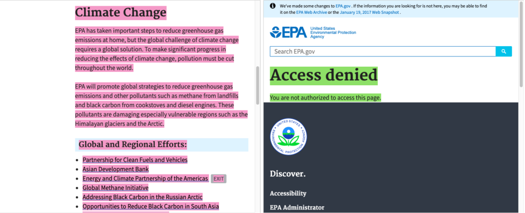 New Report Analyzes Changes to Climate Topics Across
