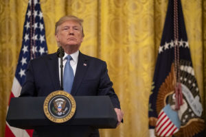 Remarks by President Trump on America's Environmental Leadership - Annotated